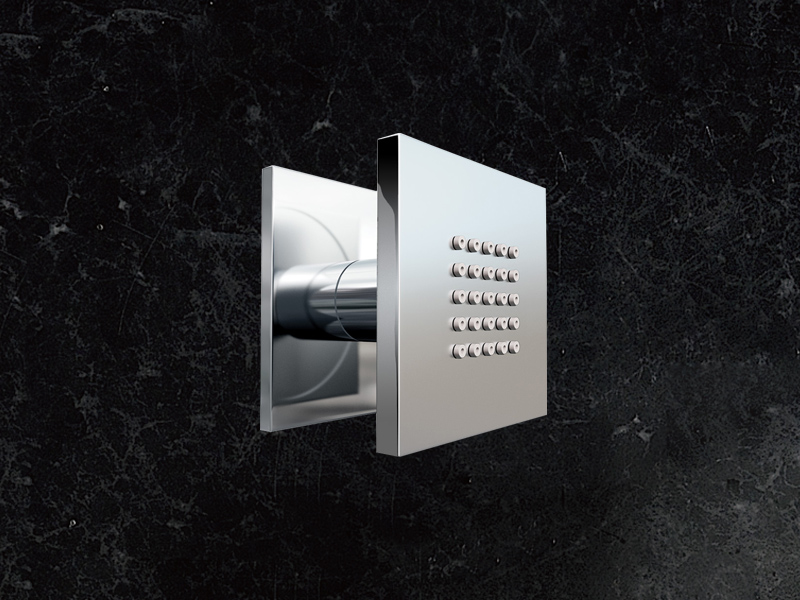 AUDI- Premium Shower Body Jet |Shower Bar with Luxury body jets