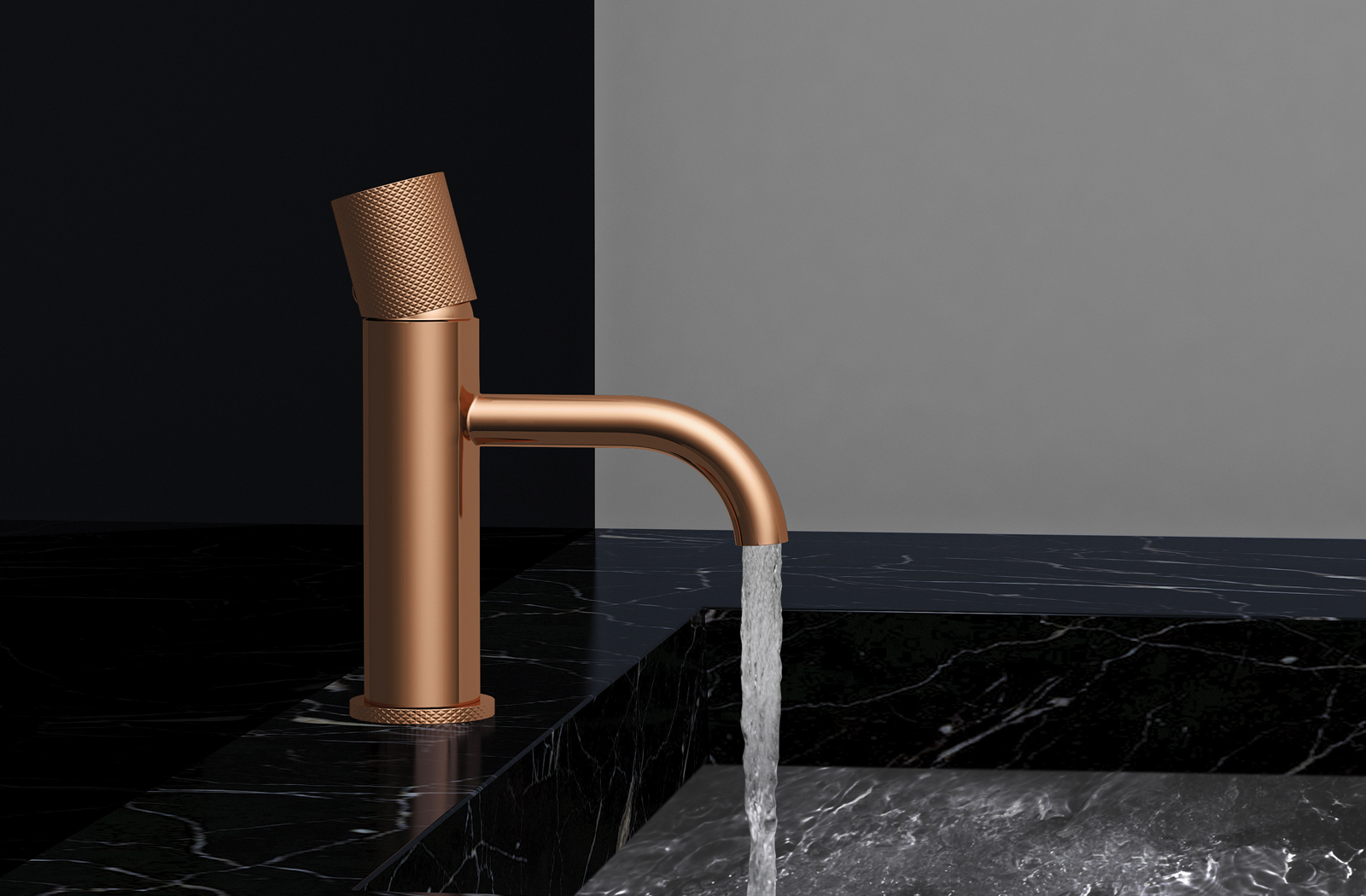 Rose Gold Cp Fittings Hublet Gold Faucets Nickle Polish Taps