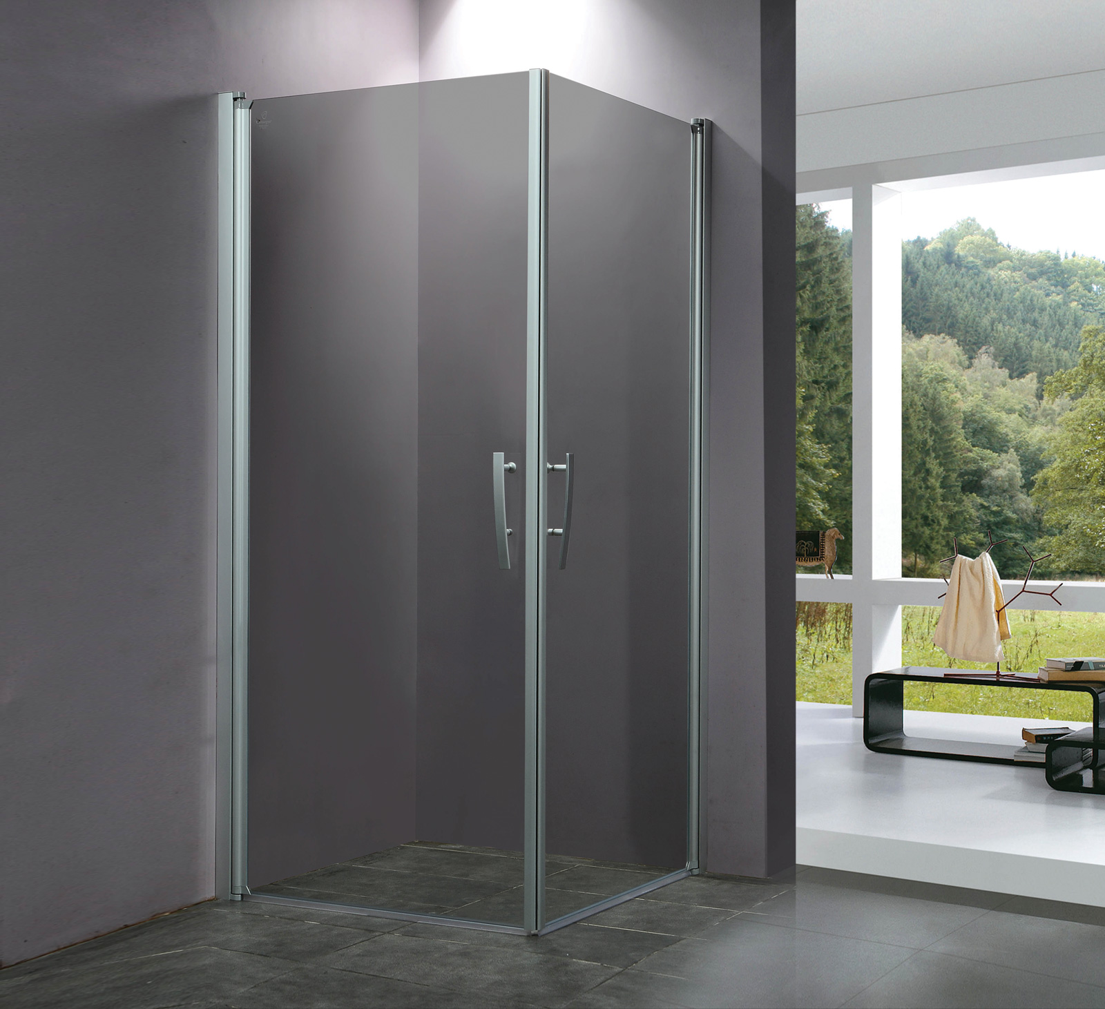 Luxury Shower Cabinet Designer Shower Door Premium