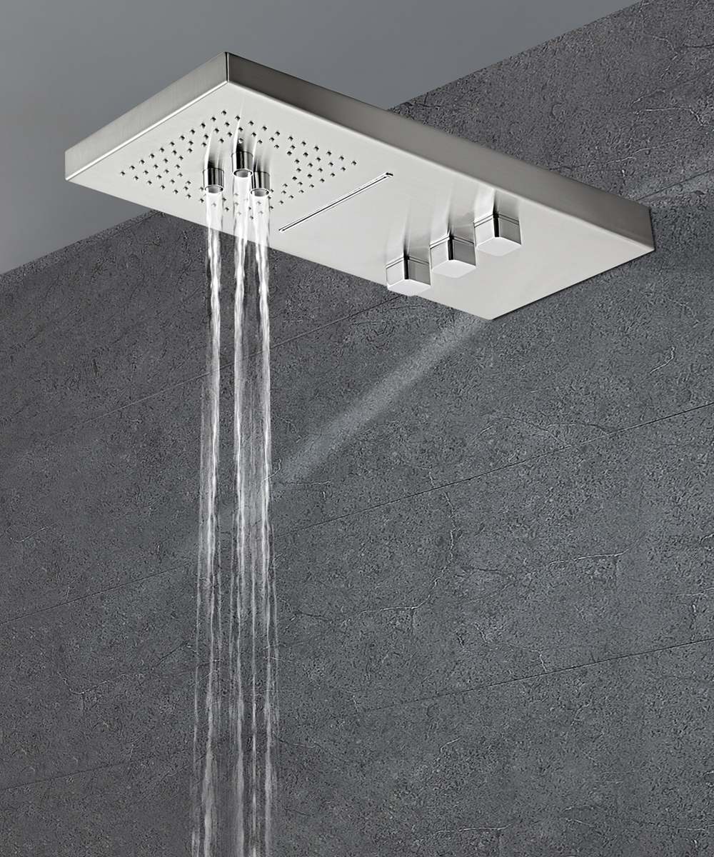 Aero Wall Shower Head Overhead Shower Price Shower Set