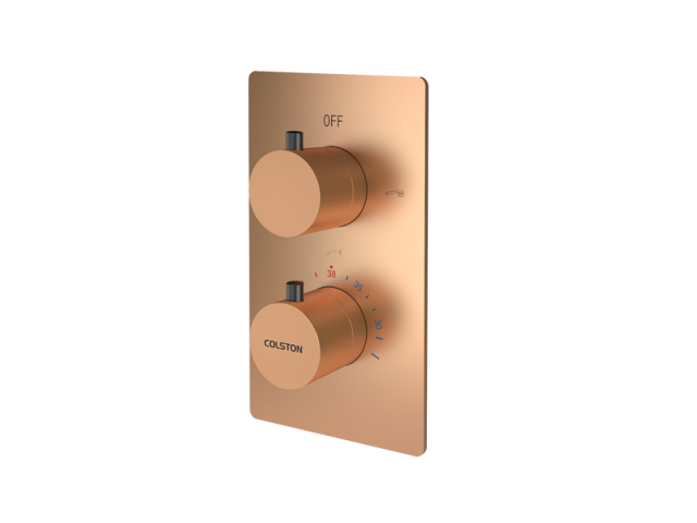 Concealed Diverter 3 outlets with Trim & Handle & Installation